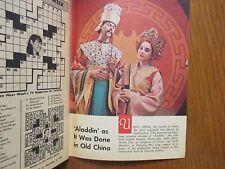 Dec-1967 Washington Evening Star TV Mag(DAVID  LILE/VICKI  MORALES/ANDY GRIFFITH