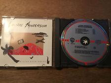 Laurie Anderson -  Mister Heartbreak  [CD Album]   TARGET West Germany