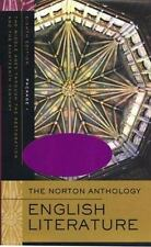 The Norton Anthology of English Literature (Eighth Edition)  (Vol. Package 1: A,