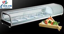 New 72 Sushi Bar Sashimi Seafood Cooler Case Refrigerator Commercial Su72 Nsf