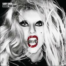 BORN THIS WAY (SPECIAL EDITION) CD LADY GAGA NEW SEALED