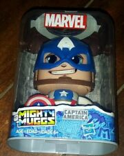 Marvel Hasbro Mighty Muggs CAPTAIN AMERICA Figure (2017)