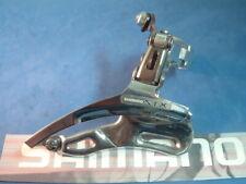 Shimano Stx Mc30 New/Nos Mtb Front Derailleur Vintage-28.6Mm-Bp/Bs- 5 to 8-Spd