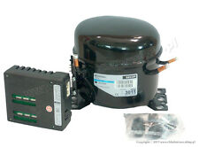 12VDC compressor Secop BD350GH 102Z3015 + 101N0830 195B4187 identical as Danfoss