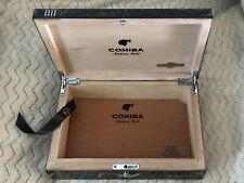 Cohiba Reserva Empty Cigar Box Dunhill Davidoff cigar box