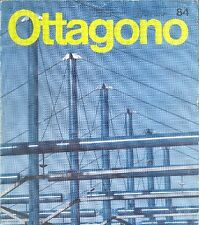 Ottagono. Marzo 1987. N. 84