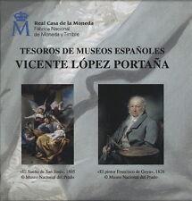 Spanien 10 Euro 2013 PP Schätze der spanischen Museen - Lopez Portana