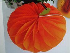 Papier Artificiel Pliable pendaison pumpkin.autumn décoration.21 cmx13cm