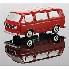 Schuco Piccolo Series SCHU 05120 Model Van VW T3 Red Japan Import