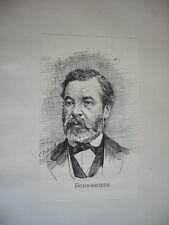 BONNASSIEUX  GRAVURE 1884