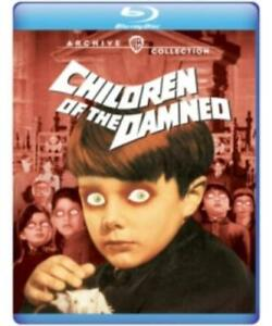 *PRE-ORDER* CHILDREN OF THE DAMNED (Region free Blu Ray Sealed.)