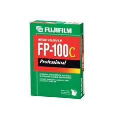 Fujifilm Fuji FP-100C Instant Color Film 1P/10  Exposures  Fresh 2018