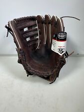 "New Louisville Slugger LXT Outfield Softball Gloves 11.75"" Worn on left hand"