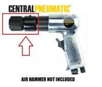 Pneumatic Air Hammer Quick Release Chisel Holder Adapter Conversion Kit