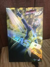 Hot Toys MMS498 1:6  from Ant-Man and The Wasp New Imperfect Box