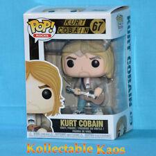 Nirvana - Kurt Cobain MTV Unplugged Pop! Vinyl Figure #67 (RS)