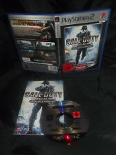 ***Call Of Duty: World At War - Final Fronts - Komplett - Sony PlayStation 2***