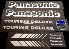 Panasonic Touring Deluxe Decal Set (sku 10464)