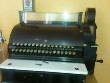 Caisse enregistreuse ancienne national magasin ancien 1920 1930