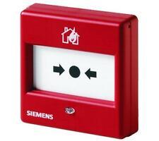 10x SIEMENS FDM225-RG / FDM 225-RG / A5Q00013434 MANUAL CALL POINT