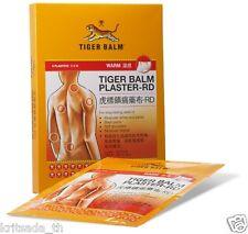 TIGER BALM Medicated Plaster Warm Relief Muscular Pains Back Shoulder 10x14 cm