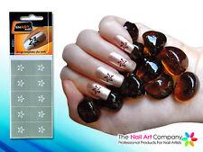 SmART-Nails - Pentagram Nail Art Stencils N031 Professional Nail Product