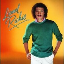 LIONEL RICHIE Lionel Richie CD NEW Bonus Tracks S/T Self-Titled