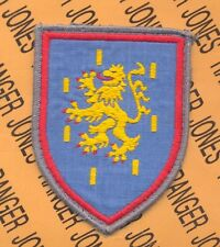BRD GERMAN ARMY 14th Armored Brigade Panzer SSI shoulder patch