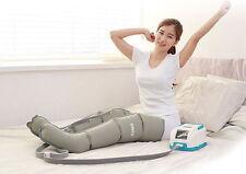 UNIX Air Pressure Leg Cuffs Circulation Massager UAM-8800 Made in Korea NEW ige