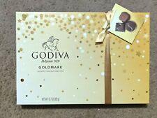 Godiva Belgium 1926 Goldmark Assorted Box of Chocolates Creations 10.7 OZ New