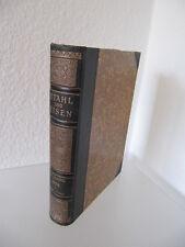STAHL und EISEN Zeitschrift Hüttenwesen 79. Jahrgang 1. Halbjahr 1959 gebunden