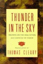 Thunder in the Sky Cleary, Thomas Paperback