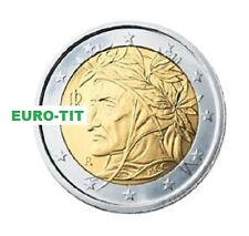 2 EURO    ITALIE  2003     PIECE    SUPERBE     ITALIE   2003      disponible