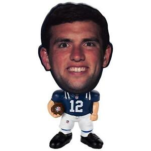 NFL Football Andrew Luck # 12 Indianapolis Colts Flathlete Figurine 3D Body New