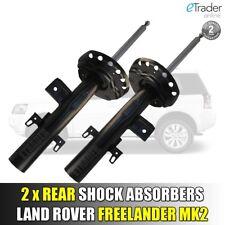 Land Rover Freelander 2 Rear Shock Absorbers 06-15 MK2 Shocker x2 NEW PAIR