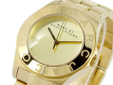 Marc By Marc Jacobs Ladies Womans Watch RRP £250 Gold - Genuine BNIB - Now £139