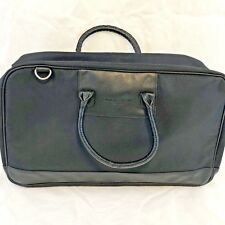 ARMANI Black Traveling Bag NEW! Handles and Strap Size Large ce533584011