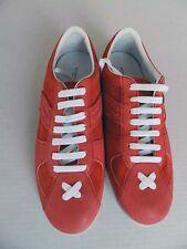 4280 Bottega Veneta Woven Leather Man shoes Orange, US12
