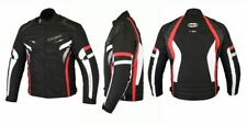 Motorcycle Motorbike Textile Touring Sports Waterproof Armoured Scooter Jacket