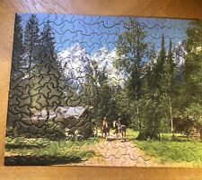 VINTAGE TUCO DELUXE PICTURE PUZZLE Complete