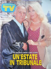 TV Sorrisi e Canzoni n°23 1993 Patrizia Rossetti Castagna Rita Dalla Chiesa [D38