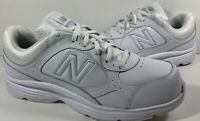 New Balance size 9.5 D sneakers 405 white walking womens ladies shoes