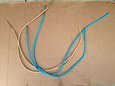 87-93 Ford Mustang Sunroof Drain Hose (4) Front & Rear Moonroof Hoses OEM GT