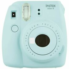 Fuji Instax Mini 9 Camera Ice Blue
