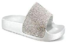 Calzado de niña sandalias sin marca color principal plata