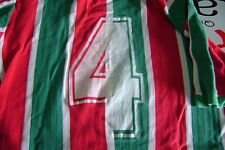 vintage old Jersey similar Fluminense Cotton. with 4