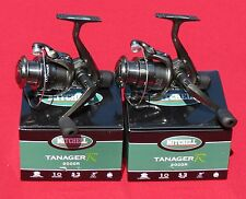 2 moulinets mitchell tanager 2000 rd