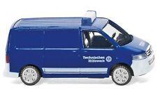 #093803 - Wiking THW - VW T5 GP Kastenwagen - 1:160