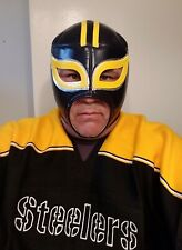 NFL Pittsburgh STEELERS Lucha Libre Super Fan Mask