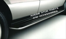 Side Steps Running Boards for Land Rover Discovery 3 Discovery 4 Steps 2004-2017